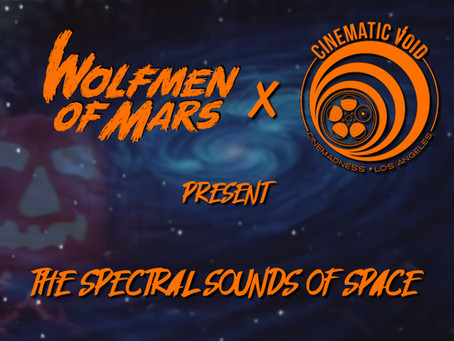 Coming Soon: The Spectral Sounds of Space