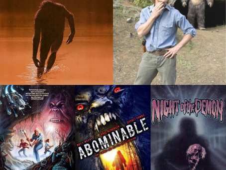 Cinematic Void Podcast: In Search of Bigfoot
