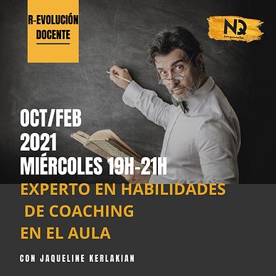 COACHIND EDUCADORES AULA