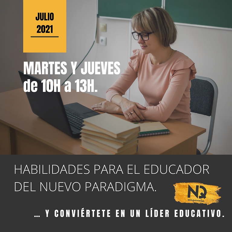 HABILIDADES PARA EL EDUCADOR DEL NUEVO PARADIGMA