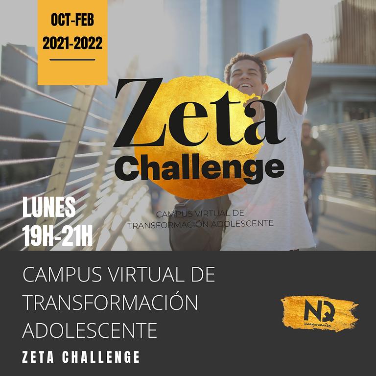 ZETA CHALLENGE 21-22