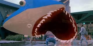 #The Shark Still Looks FAKE
