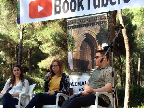 Encuentro con Booktubers