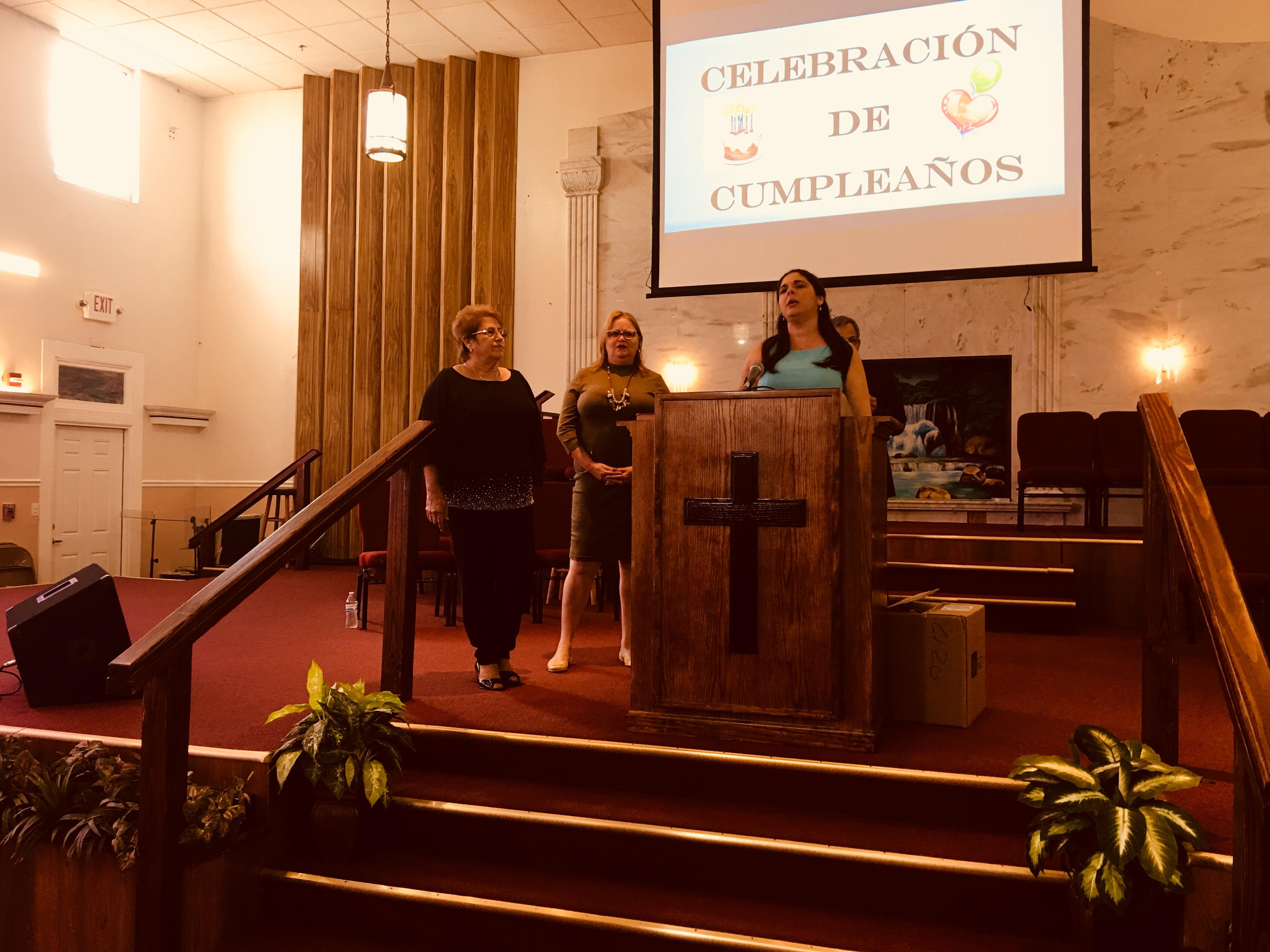 Celebración de Cumpleaños 6-17-18