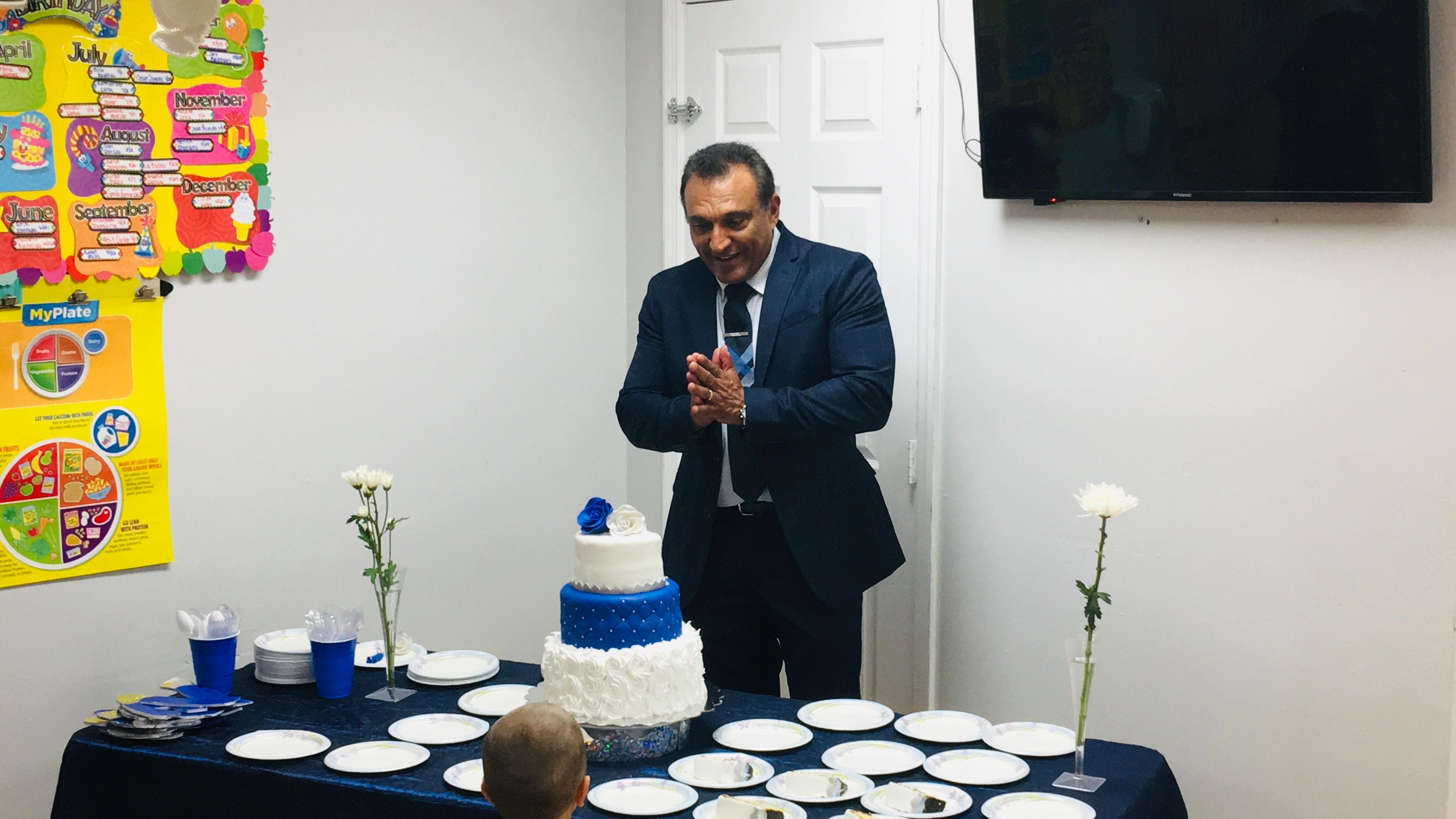 Cumpleaños del Pastor 2018