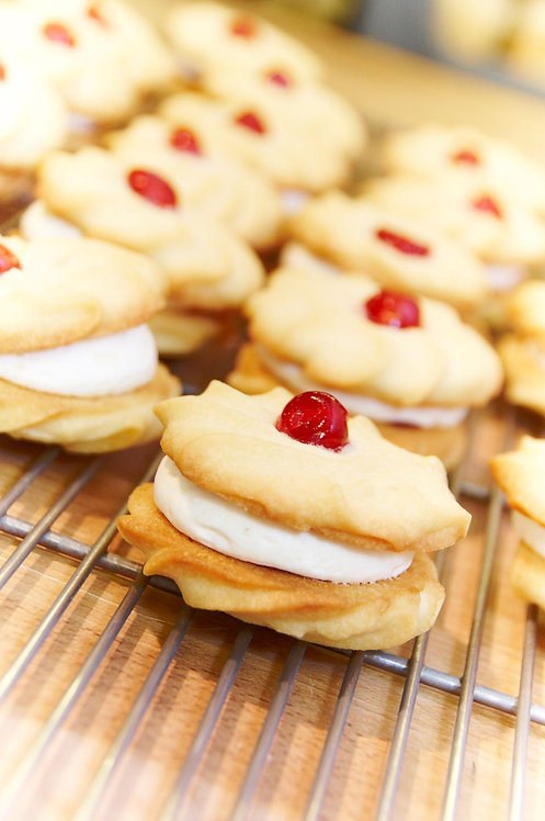 Warings Viennese Whirls -  2 in a pack