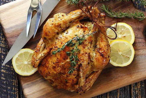 CW Whole Roasting Chicken
