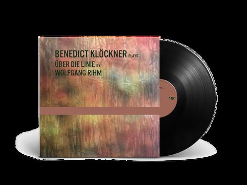 BENEDICT KLÖCKNER plays  ÜBER DIE LINIE by  WOLFGANG RIHM  Vinyl