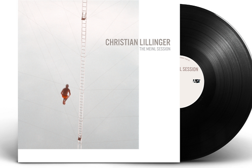 Vinyl CHRISTIAN LILLINGERs - THE MEINL SESSION (EP)