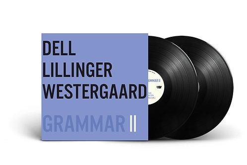 "DELL LILLINGER WESTERGAARD ""GRAMMAR II"" Vinyl"
