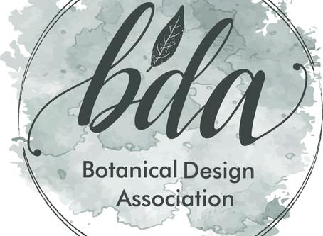 ボタニカルデザイン協会が設立されました