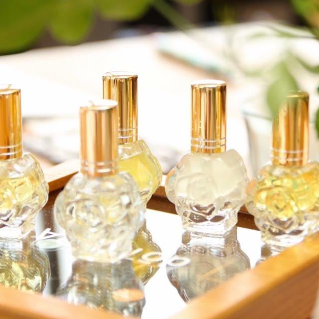 受付終了 2021 6/22(火)【オンライン開催】ブレンドデザイン科「オリジナルアロマ香水ワークショップ」