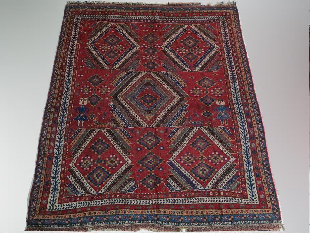 Qashqai Antique GAbbeh