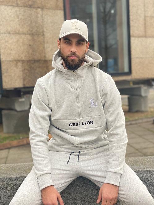 Cest Lyon Light Grey Tracksuit
