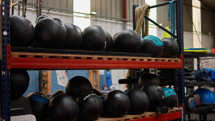 7.2 CrossFit Salle de CrossFit au Mans,