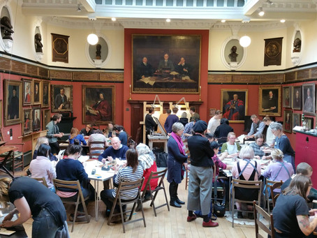 'Useful Parallels' day teaching at the Art Workers Guild
