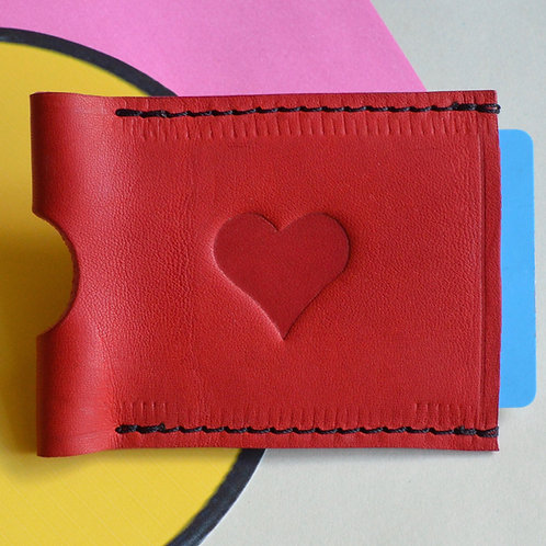 Travel Card Wallet in a Choice of Designs and Colours
