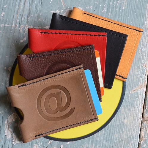 Travel Card Wallet - @ Design