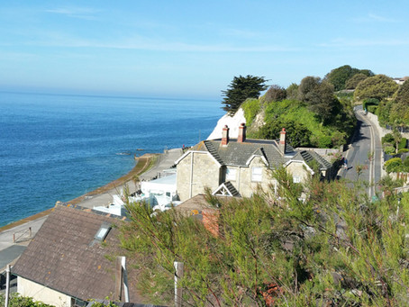 Bonchurch, My Home and Workplace