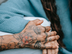 Full Circle: The Luteal Phase: The Power of Touch