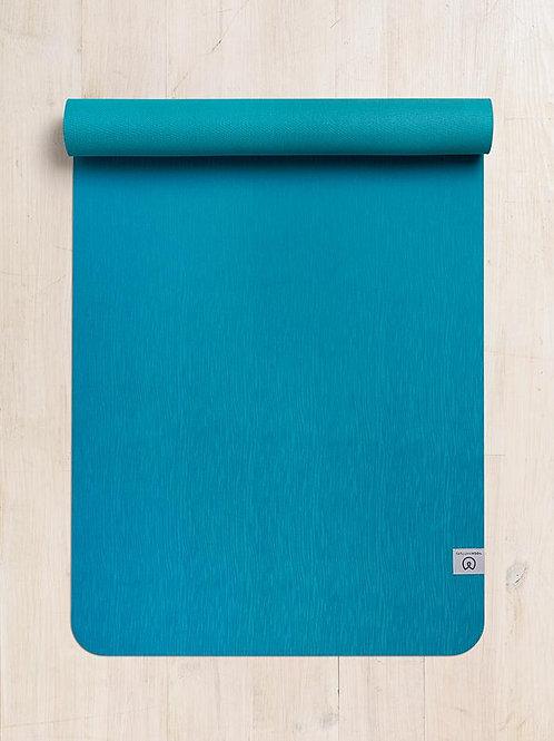 Ocean Green Rubber Yoga Mat