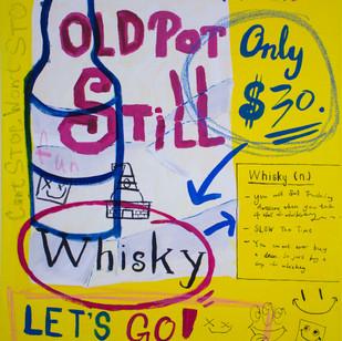 Advertising liquor