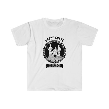 Light Colored UG Trio Unisex Softstyle T-Shirt (Multiple colors available)