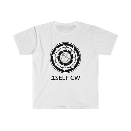 Light Colored 1SELF CW Unisex Softstyle T-Shirt (Multiple colors available)