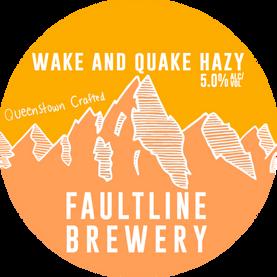 Wake + Quake Hazy IPA