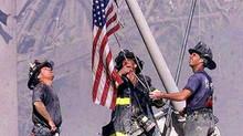 911とフォトグラファー 硫黄島写真との相似について