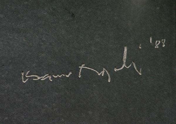 イサム・ノグチのサイン