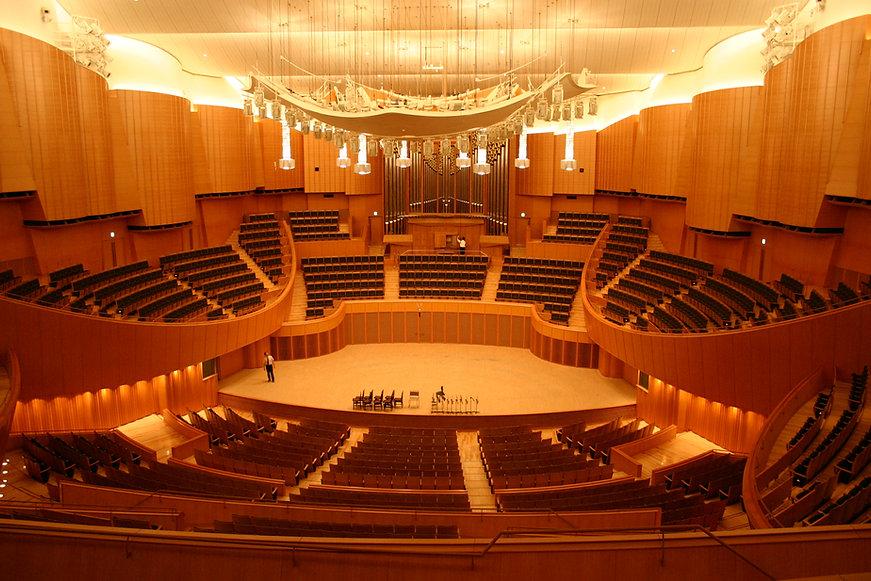 キタラ大ホール