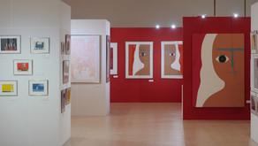 北海道での美術展、ご来場ありがとうございました