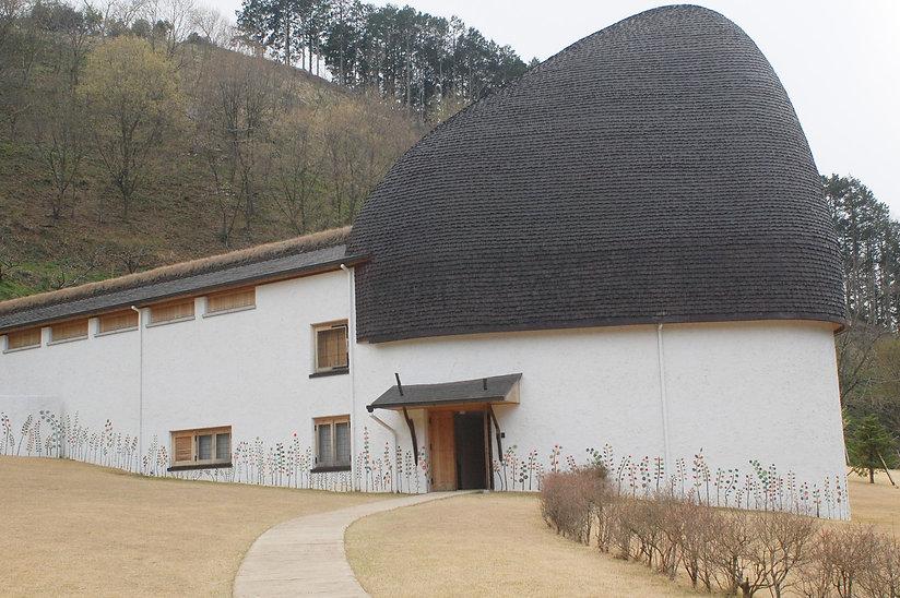 ねむの木美術館 どんぐり