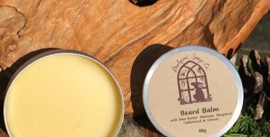 Beard Balm       Cedarwood Bergamot & Vetiver