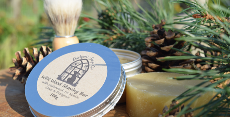 Wild Wood Shaving Bar