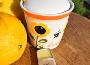 Sweet Orange & Honey Lip Balm