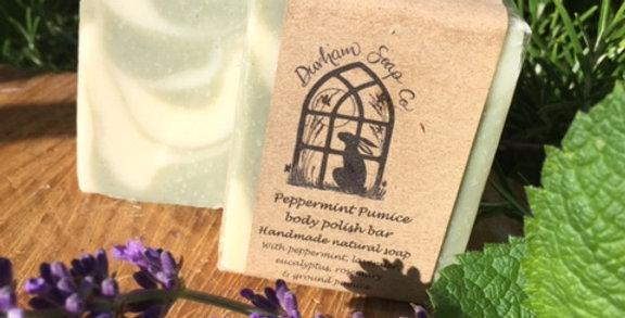 Peppermint Pumice