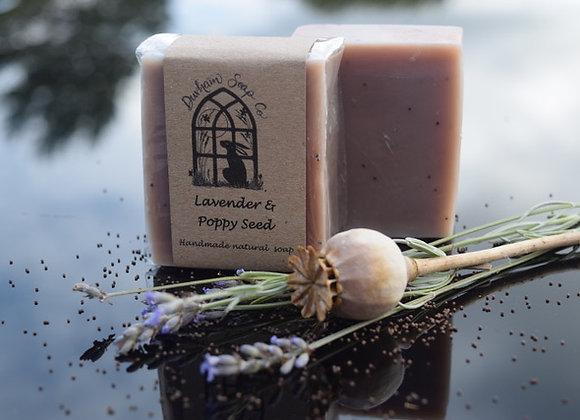Lavender & Poppy Seed