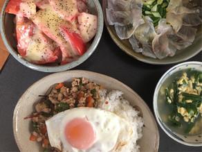 熊本の食材で料理♪