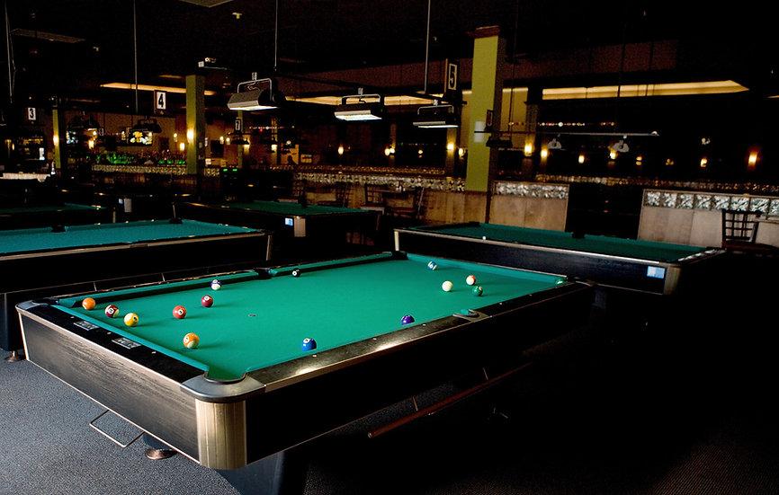 Pool Session
