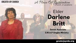 Elder Darlene Britt