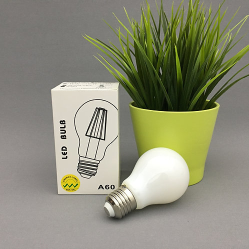 LED Bulb with Frosted Glass