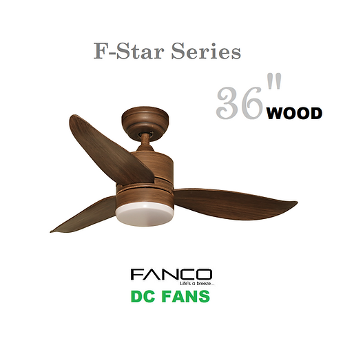 Fanco F-Star 36""
