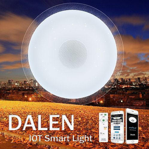 DALEN Smart-RC Series LED Ceiling Light: DA-C31GT-38W