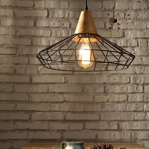 Simple Mesh Design Pendant Light ~ PL-FL0062A