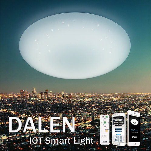 DALEN Smart-RC Series LED Ceiling Light: DA-C415-38W