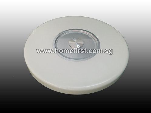 Round Sleek LED Ceiling Night Light