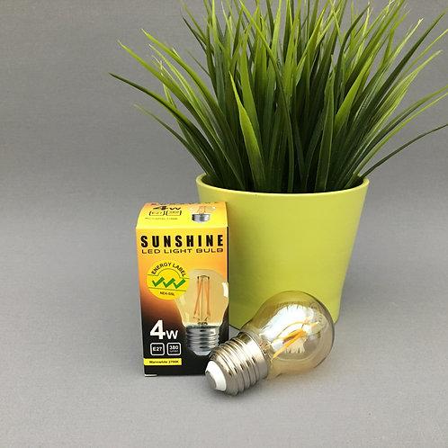 G45 Filament Bulb - 2700K