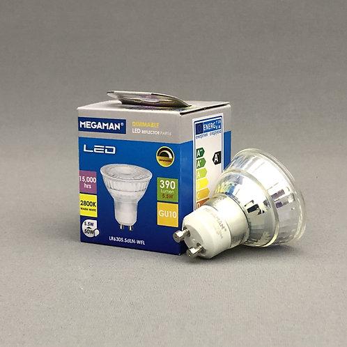 Megaman LED GU10 (5.5W) - Dimmable 2800K